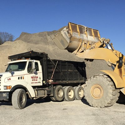gravel, fill dirt, top soil, churt hauling company of Alabama and Tennessee